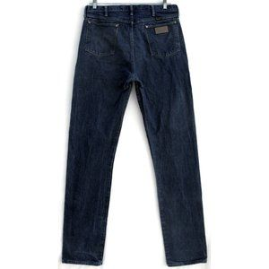 "Wrangler Slim Straight Jeans - 40"" Inseam Sz 38"